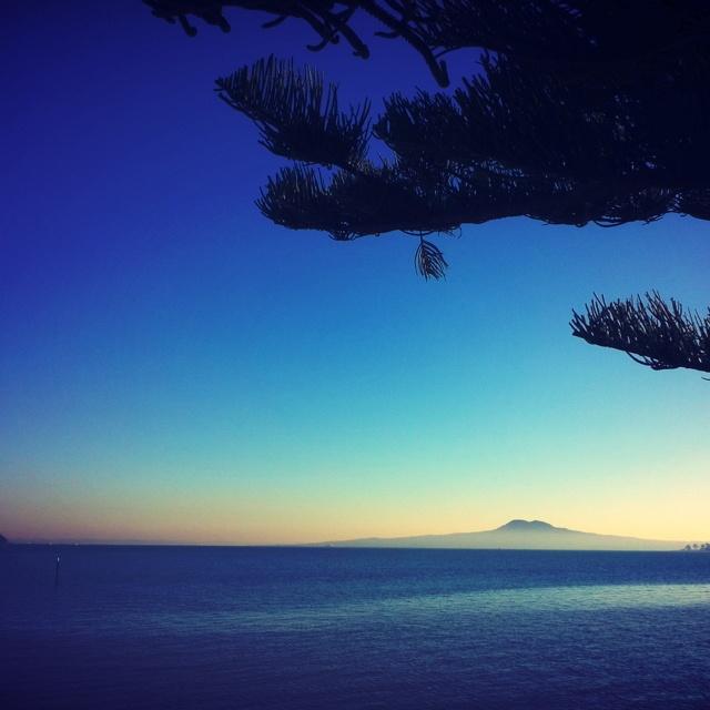 #Rangitoto Volcano, #Auckland #NZ