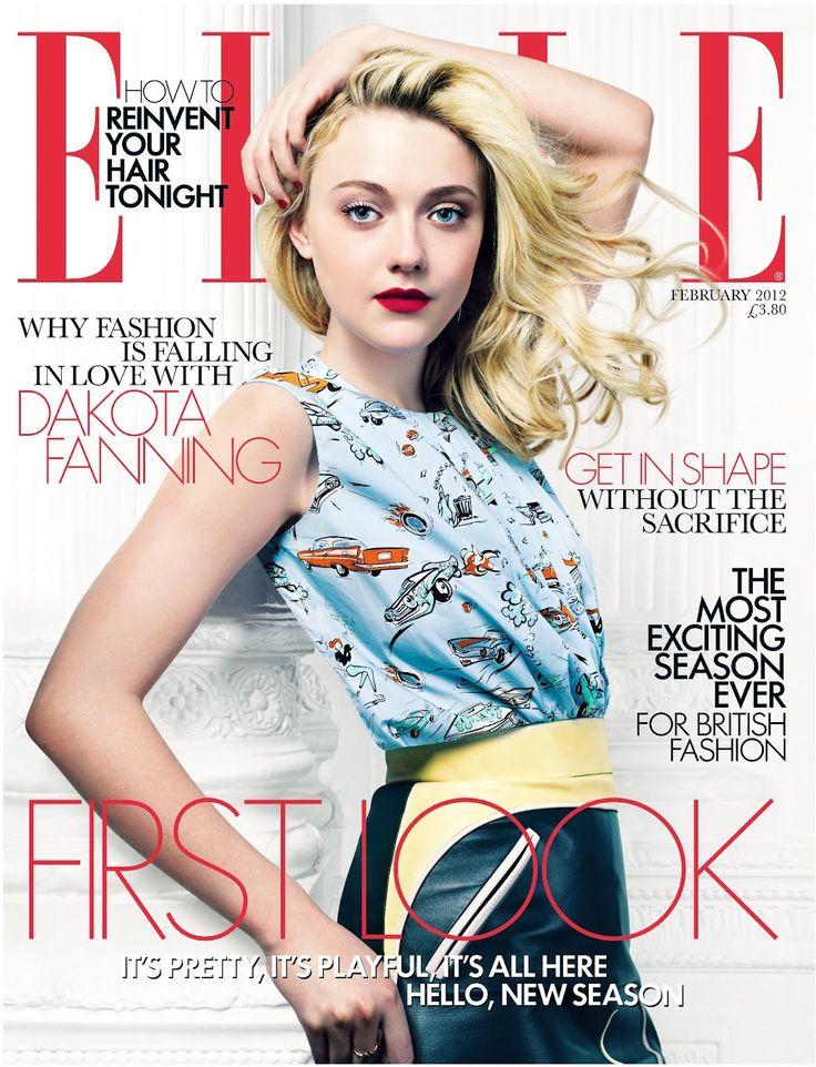 dakota fanningDavid Slijper, Dakota Fans, Tional Uk, Dakota Fanning, Covers Photos, Tional Fans, Covers Girls, February 2012, Magazines Covers