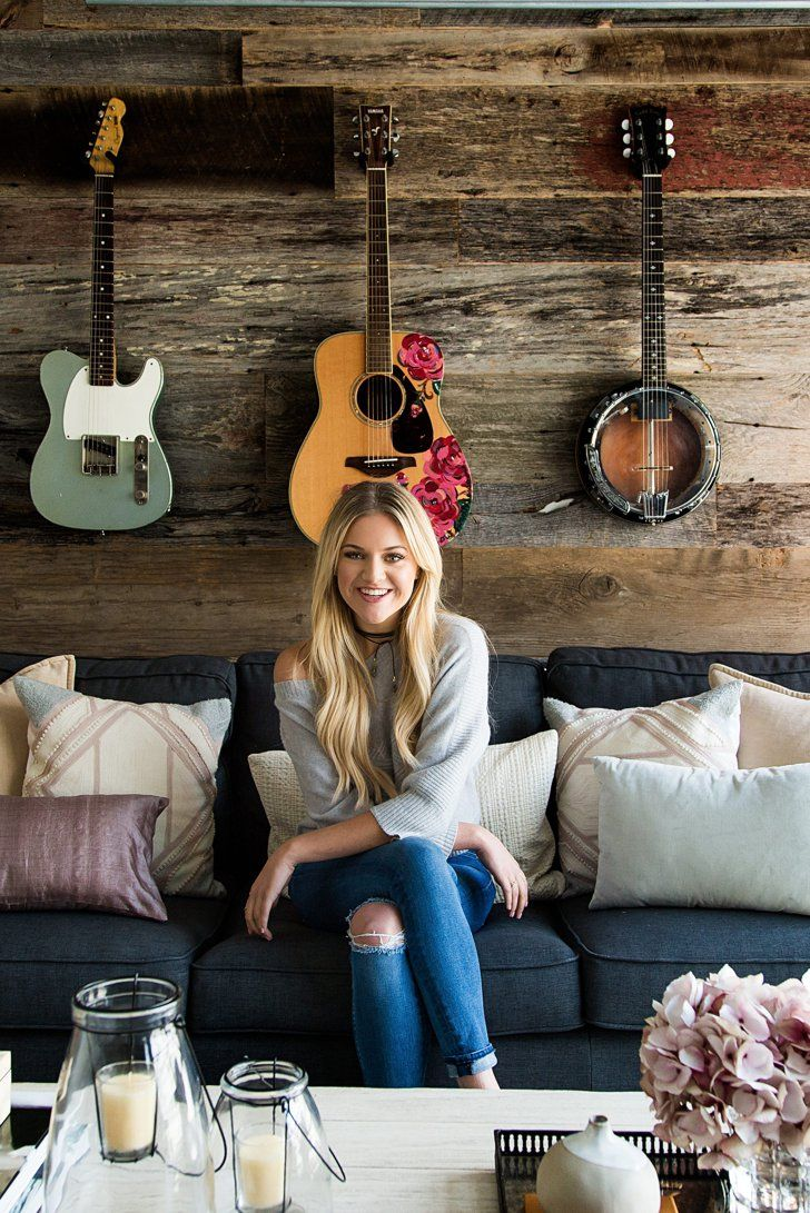 CMA Awards Star Kelsea Ballerini Invites Us Into Her Gorgeous Nashville Home
