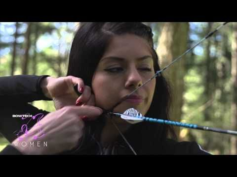 Bowtech Women - Basics of Archery - Stance, Release, and Follow-Through