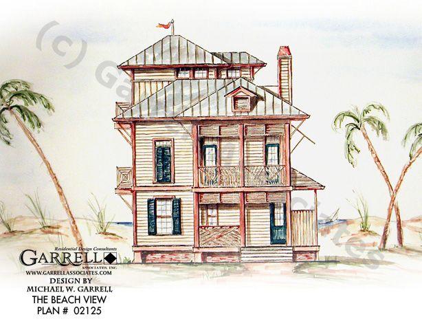 24 best coastal house plans images on pinterest | house plans