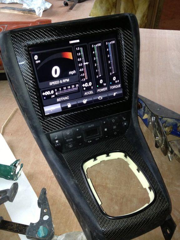 Audisrs Com B5 Rs4 Ipad Install Audi Rs4 B5 Project