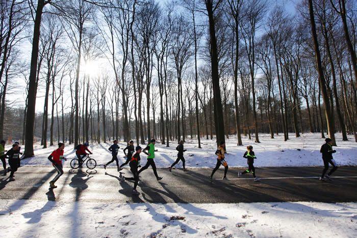 Midwinter Marathon (2014 - 3:21u)