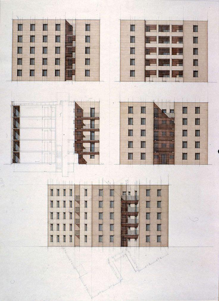 Giorgio Grassi · Casa in Rauchstrasse a Berlino · Divisare