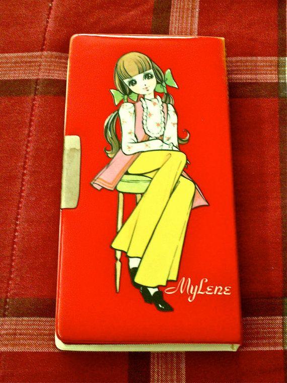 Vintage Cute Japan Macoto Style Retro Girl Mylene by ggsdolls, $30.00