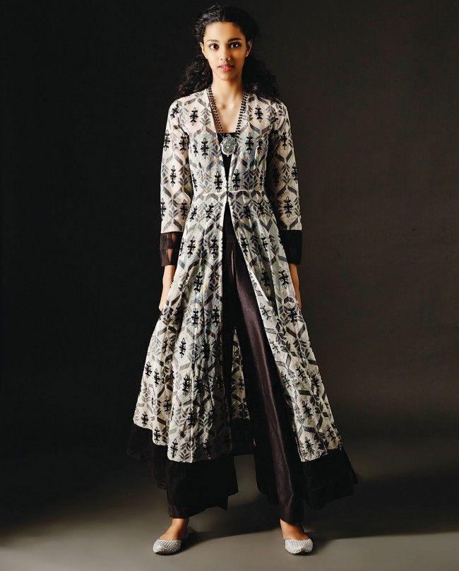Ayanna Jacket - Anita Dongre - Designers https://www.facebook.com/nikhaarfashions
