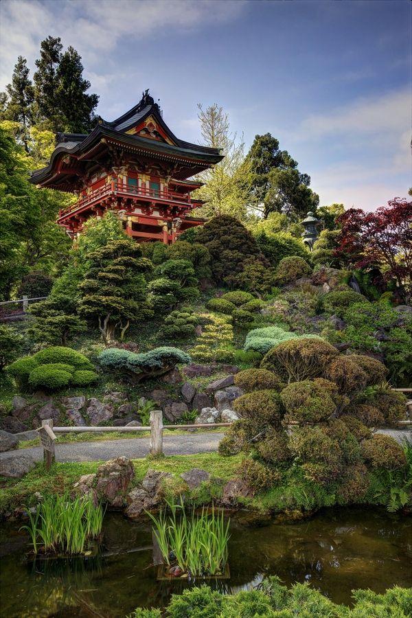 ~~Japanese Tea Garden