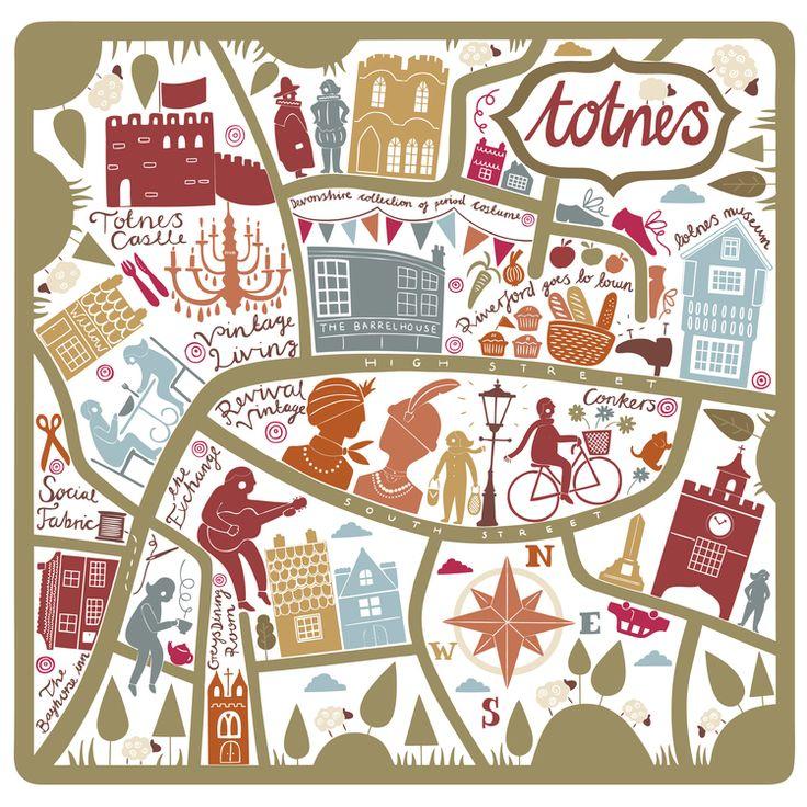 Totnes map jpg