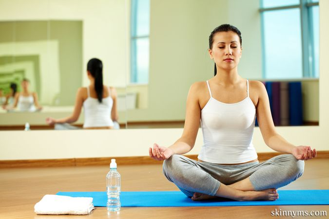Shape Up Size Down Yoga-Inspired Workout