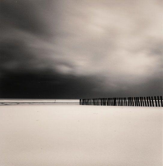 Silent World by Michael Kenna