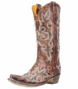 best most expensive western boots for women's 2014 fashion cowgirl / cowboy style