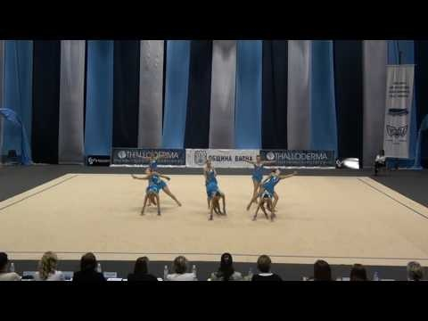 Freyat (FIN) - Aesthetic Group Gymnastics World Championships 2010