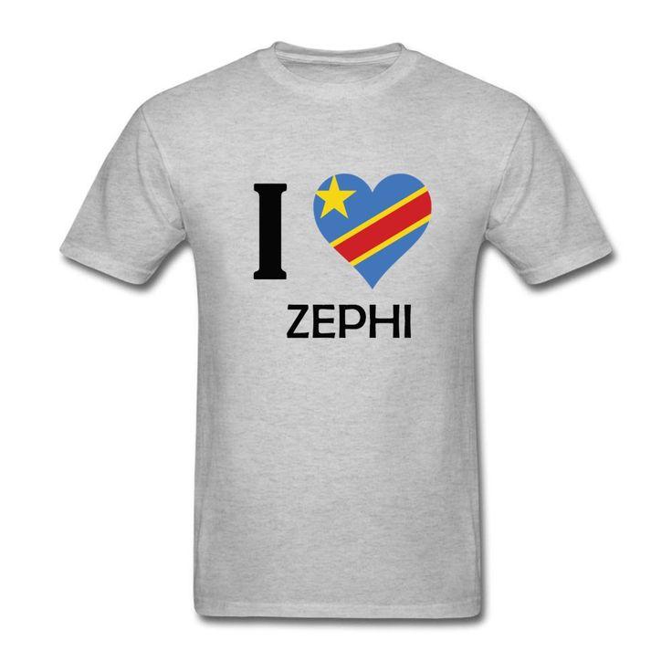 Congo flagTees Shirt Men Designed Short Sleeve Thanksgiving Day Custom 3XL Couple  T-shirts