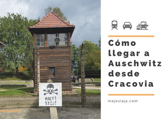 El campo de concentración de #Auschwitz-Birkenau se encuentra en la ciudad de #Oświęcim, unos 66 kilómetros al este de #Cracovia. Aquí te digo como llegar en transporte público.  #Eurotrip #Mochileros #Polonia #WW2