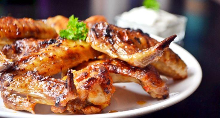 Buffalo csirkeszárnyak recept | APRÓSÉF.HU - receptek képekkel
