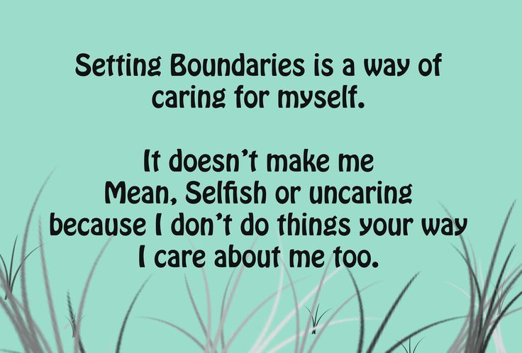 12 Healthy Boundaries To Set In A Relationship