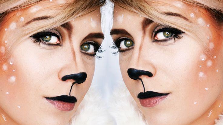 Tuto maquillage halloween 25 pinterest coiffure halloween maquillage - Tuto maquillage halloween ...