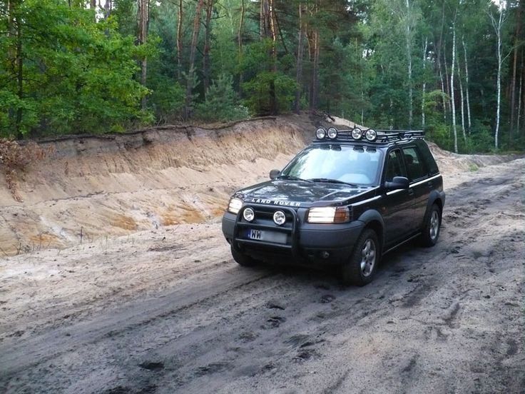 Land Rover Freelander Club :: View topic - The Freelander Overland SC