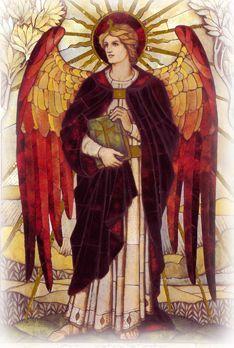 Arcangel Uriel es el patrón de los que buscan eliminar la ignorancia. Protege a los maestros, líderes espirituales, sacerdotes, filósofos, rabinos, gurús, ministros y a todos los que aman la sabiduría espiritual. Es el arcángel de la flama rubí. Fomenta el servicio divino y es el líder de los ángeles guardianes. Con su llama divina ayuda a esparcir la verdad y la sabiduría por el mundo.