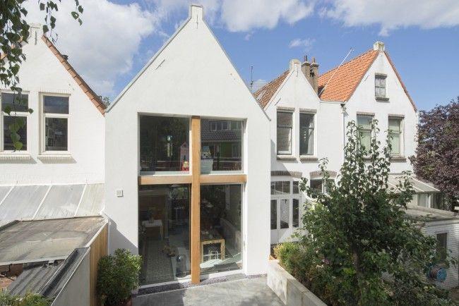 1000 idee n over moderne architectuur woning op pinterest moderne architectuur moderne for Moderne huis foto