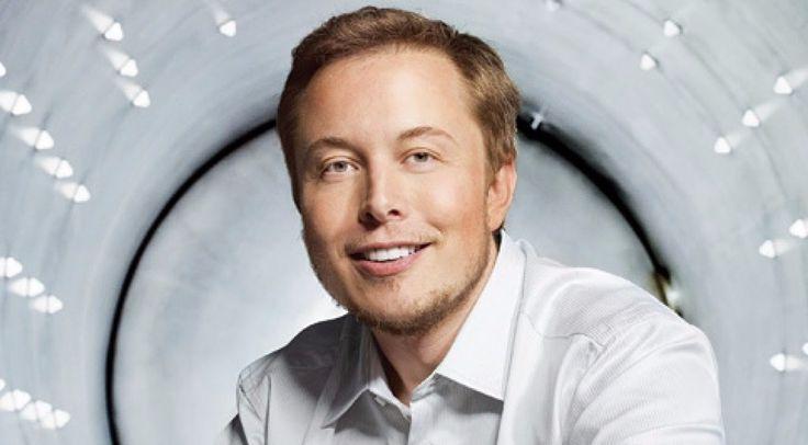 Elon Musk, South-African billionaire entrepreneur