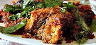 Just Kitchen: Sindhi sukhi machi / Sindhi dry Masala Fish