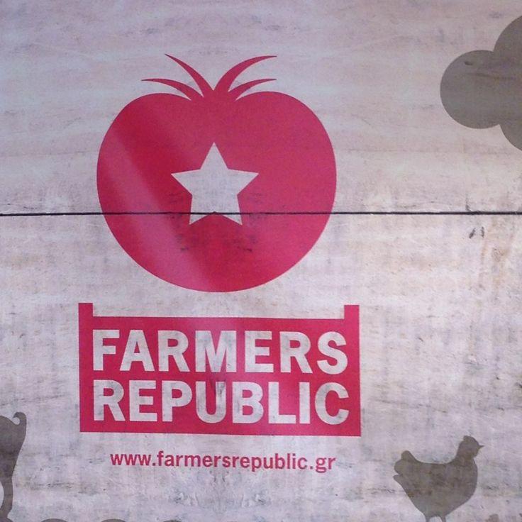 Μια μέρα στο Farmers Republic