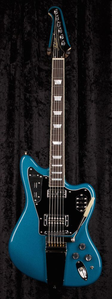 Feline Guitars - Jag Firebird