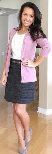 Image result for business casual cardigans