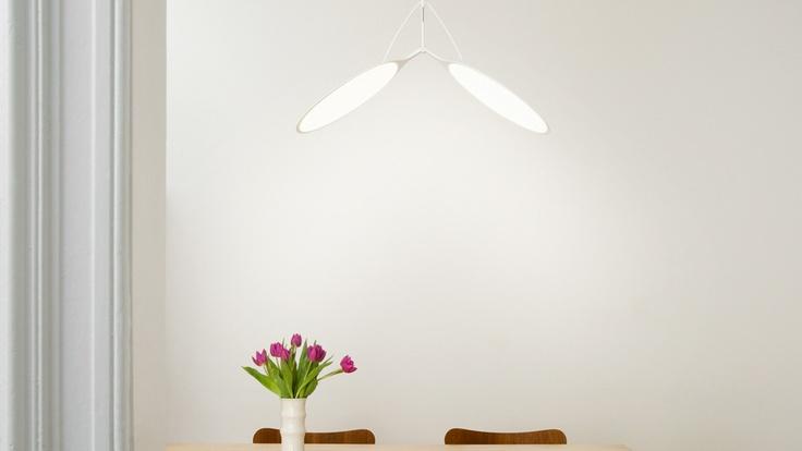 OLED floorlamp by Johanna Schoemaker via johannaschoemaker.com