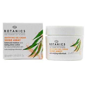 Boots Botanics Mattifying Gel-Cream   Beauty.com $13.99
