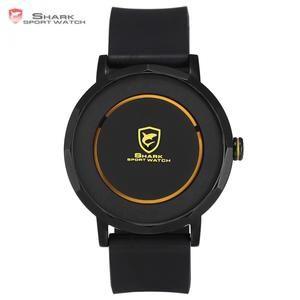 Dusky Shark Sport Watch 2017 Black Yellow