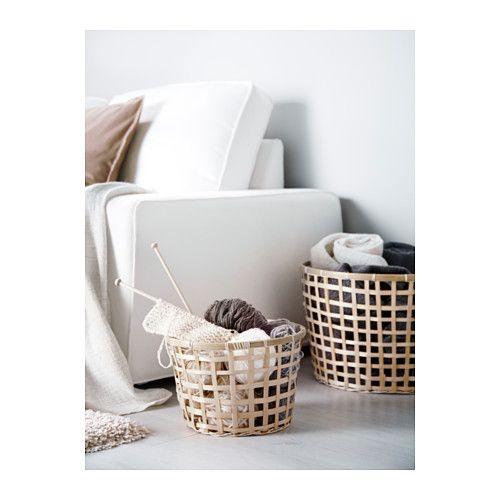 "GADDIS Basket - 12 5/8 "" - IKEA"