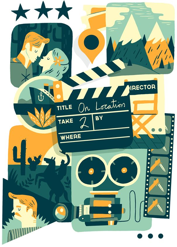 Featured Artist - Owen Davey #illustration