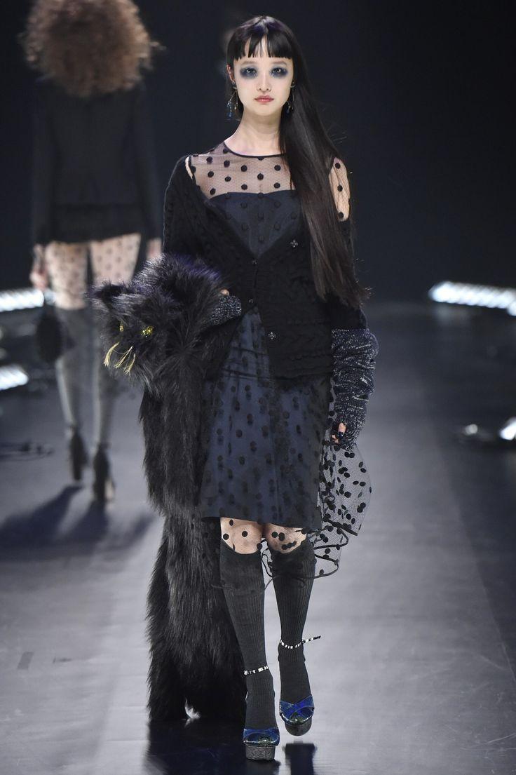 Keita Maruyama, Look #17