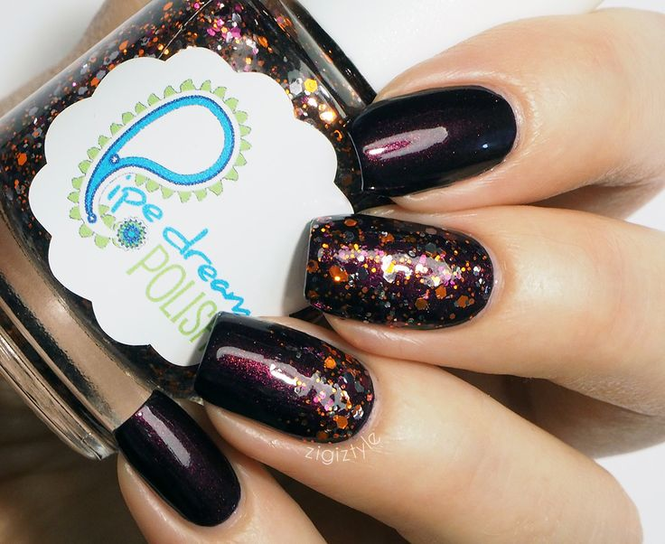 ZigiZtyle: OPI Every Month Is Oktoberfest & Pipe Dream Polish Feed The Monster