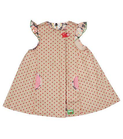 Autumn 14 Oishi-m Pearly B Dress - Big   3-4
