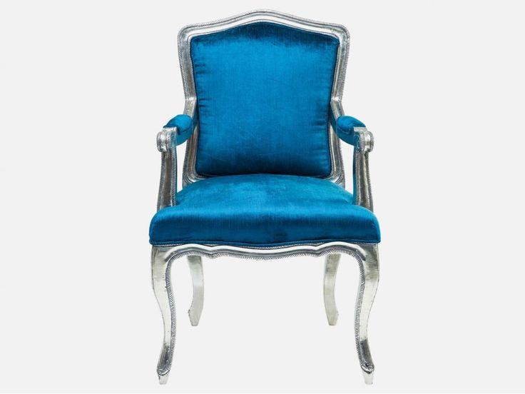 Krzesło Regency niebieskie od Kare Design — Krzesła — sfmeble.pl
