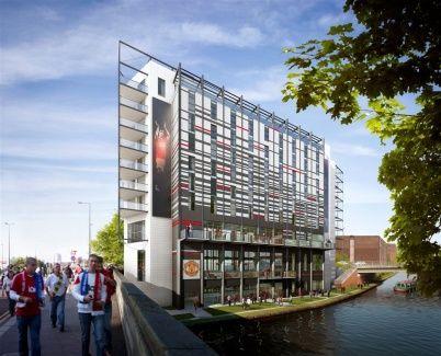 'Gary Neville's hotel plans approved'. No joke.