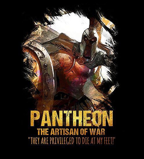 Best 25 Pantheon League Of Legends Ideas On Pinterest