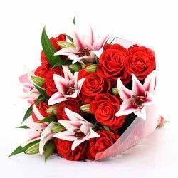 Send flowers to Faridabad through MyFlowerTree online florist in India http://www.myflowertree.com/faridabad