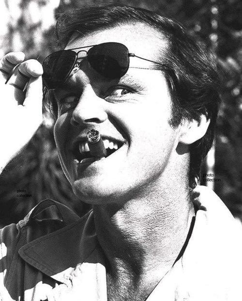 Jack Nicholson cigars Les cigares selon Edmond http://cigare.skynetblogs.be
