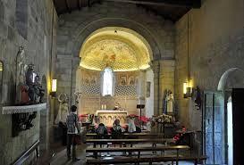 santa maria de melide, Galicia, España.
