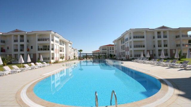 Tolles Apartment mit Waldblick auf luxuriöser Anlage in Side/Ilica