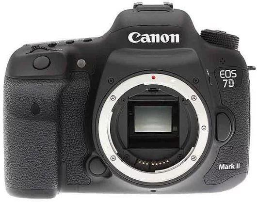 $1676 Canon 7d Mark II DSLR Camera Body | Cameras Direct Australia