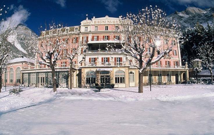 Grand Hotel Bagni Nuovi *****
