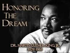In Honor of Dr. Martin Luther King