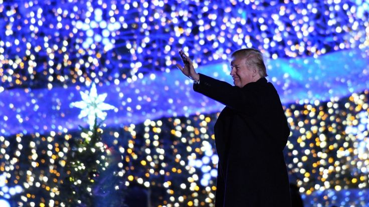 Donald Trump's Holiday Gift to America: A Fundamental Crisis Deck the halls with an assault on the principles, norms, and purpose of democratic governance.