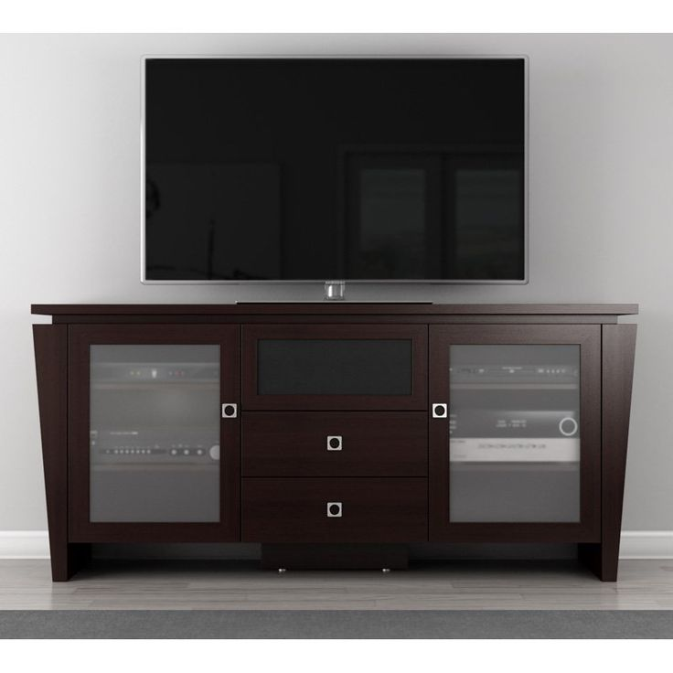 Furnitech Classic Modern 70 Inch TV Stand | from hayneedle.com