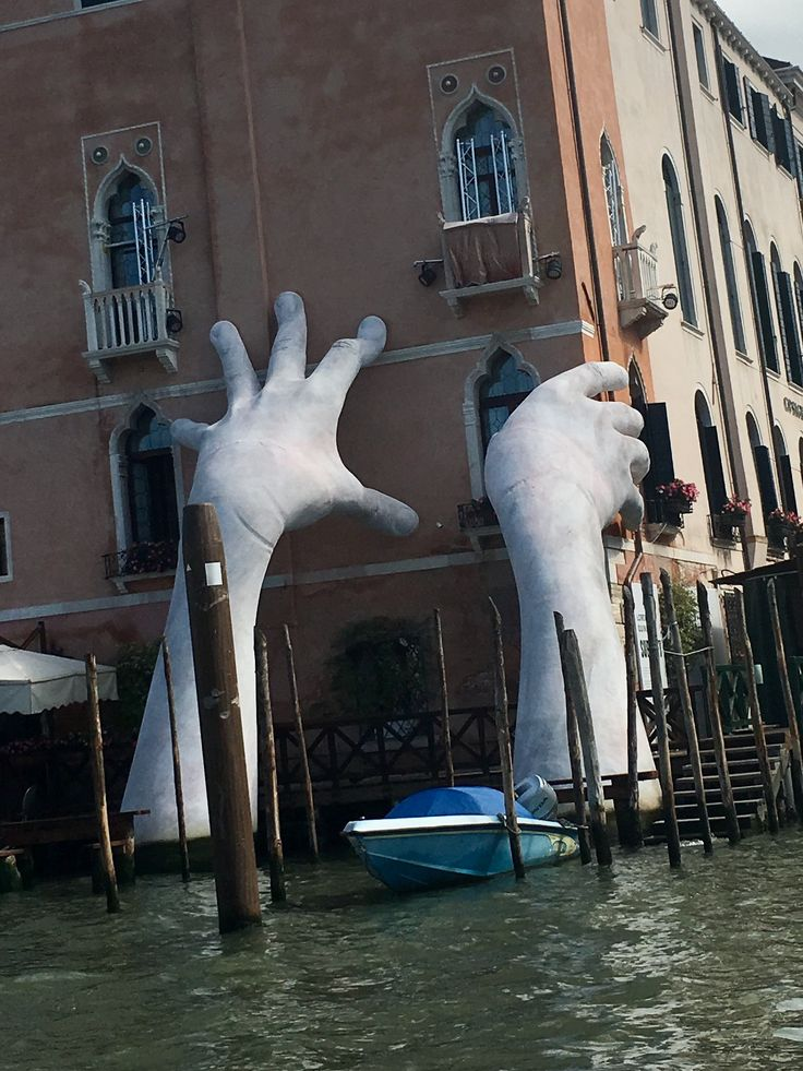 "Venice, Italy ""Support"""